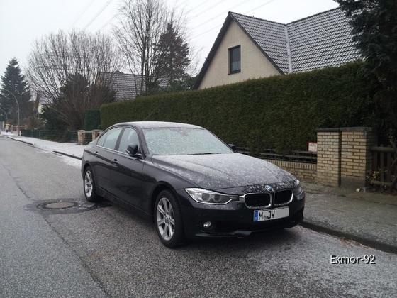 BMW Sixt 335d x-drive