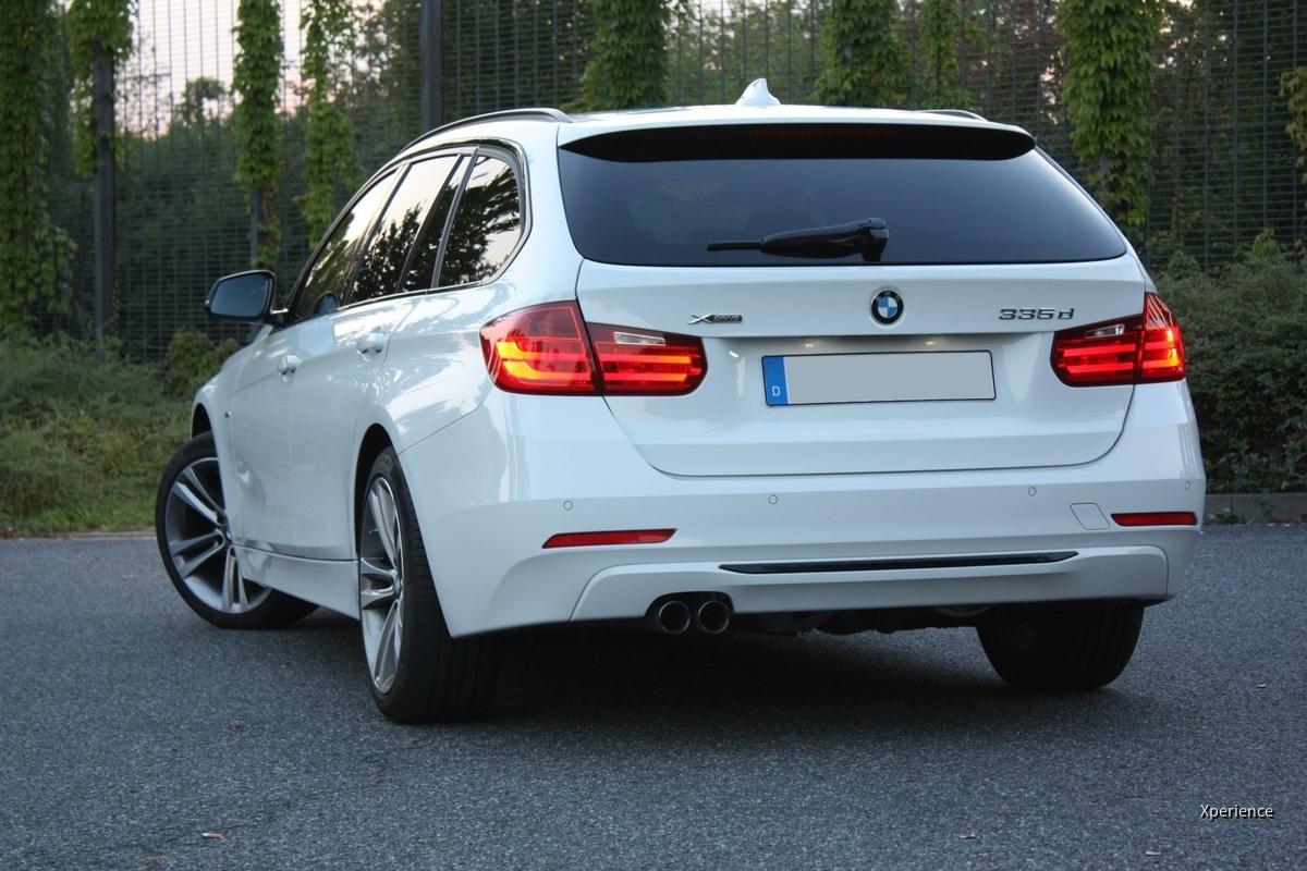 BMW 335d xDrive touring Sport Line