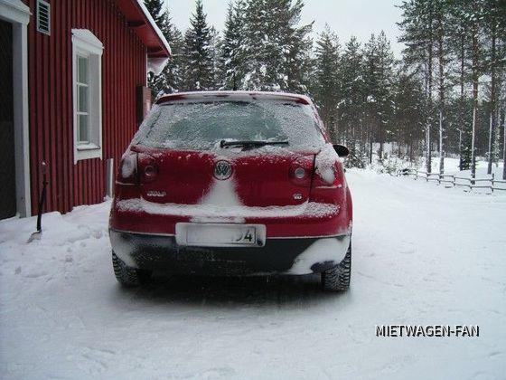 Ab in den kalten Norden (Finnland mit EC)