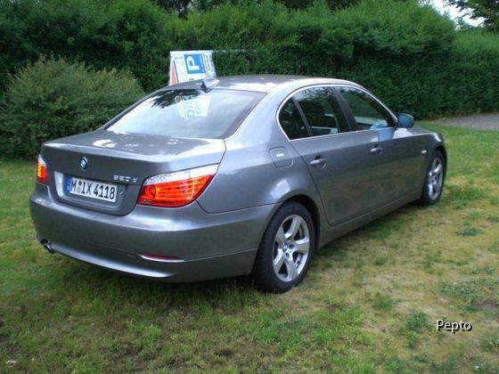 BMW 520d Sixt