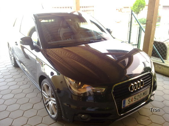 Audi A1 1.4 TFSI 185 PS