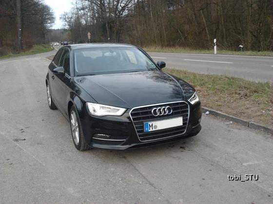 Audi A3 2.0TDI (8V)