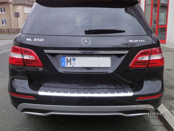 ML 350 BlueTEC 4MATIC | Sixt