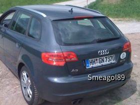 Audi A3 Sportback 1.9 TDI Europcar