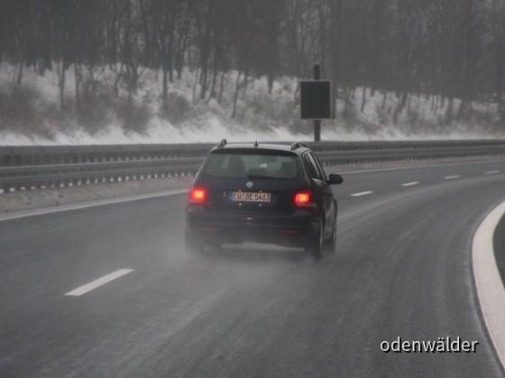 Autobahn Inventur