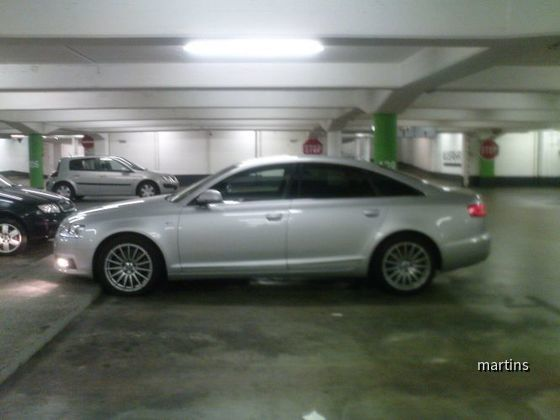 Audi A6 3.0 TDI quattro (Sixt)