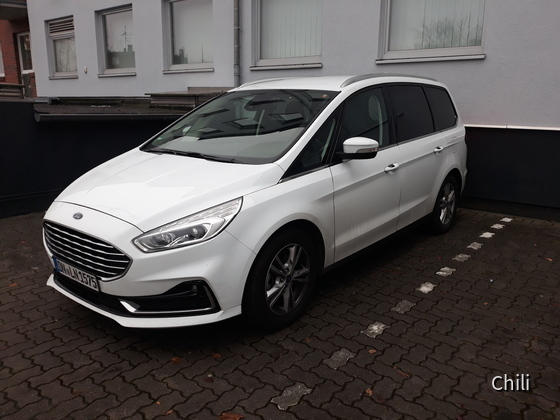 Ford Galaxy Hertz