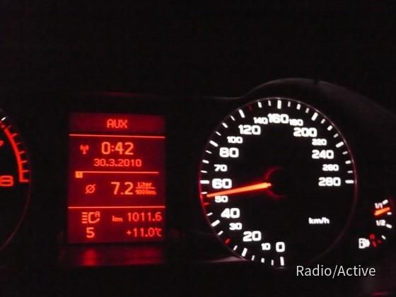 Audi A4 1.8T | Sixt