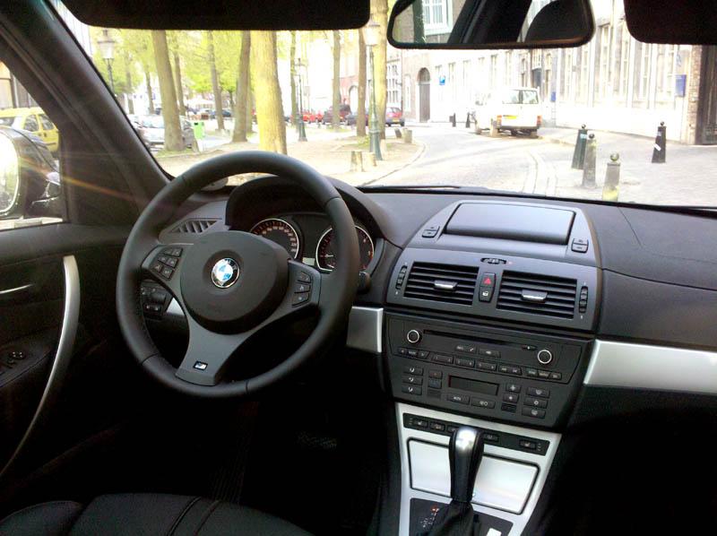 BMW X3 xDrive2.0d M-Paket