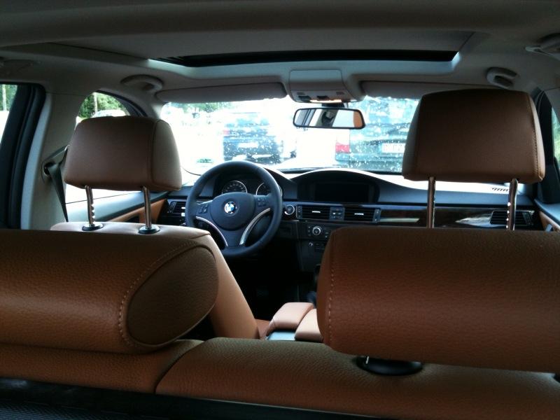 BMW 320d Touring von Sixt