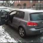 VW Golf 2.0 TDI 4Motion