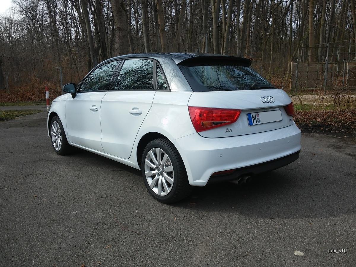 Audi A1 SB 1.4 TFSI