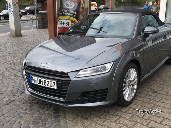 Audi TT Cabrio | Sixt Bonn-Bad Godesberg
