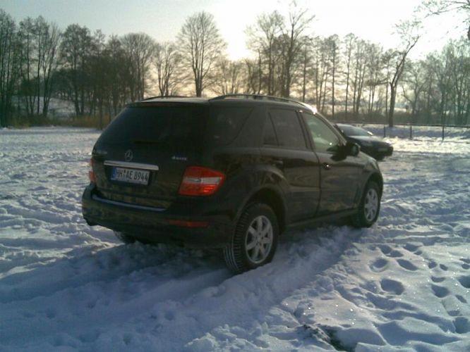 ML 350 CDI 4 MATIC Europcar
