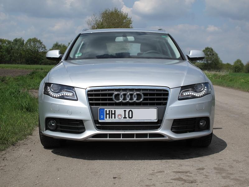 Audi A4 Avant Europcar