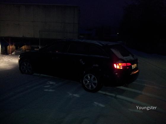 Audi A4 Avant 2.0 TDI / Europcar
