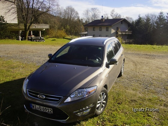 Ford Mondeo | Enterprise