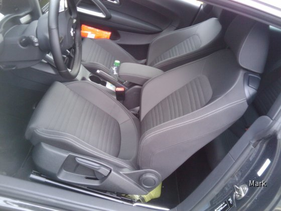 VW Scirocco 2.0 TSI von Sixt