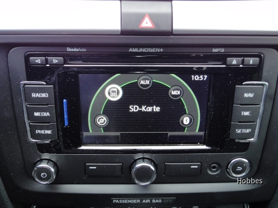 Skoda Superb Combi 2.0 TDI | Sixt