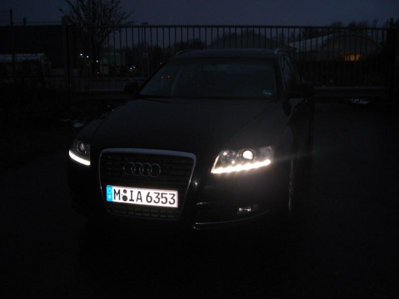 Audi A6 Avant 2,0TDI