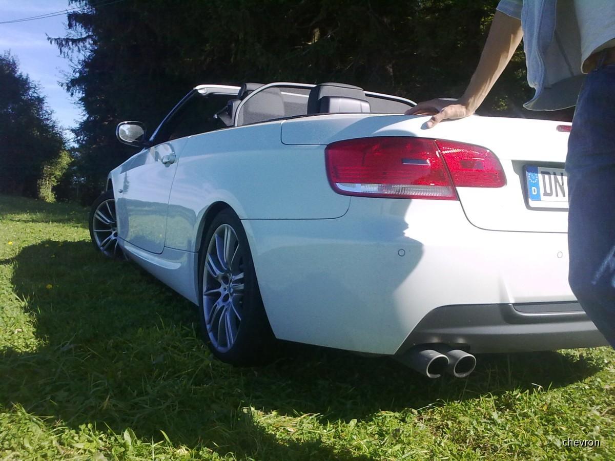 BMW 325i Cabrio Automatik mit M-Sportpaket