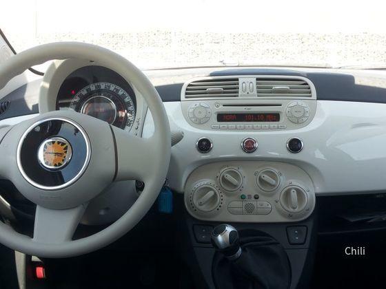 Fiat 500E Karabag