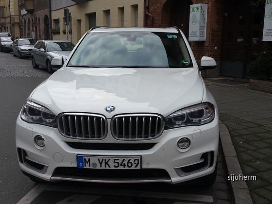 X5 Front