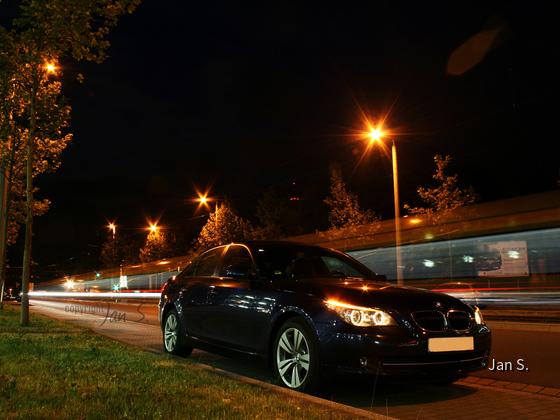 E60 Nacht
