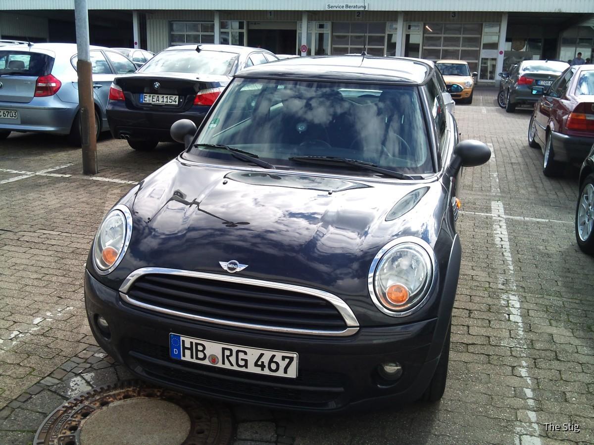 Mini One D von Sixt