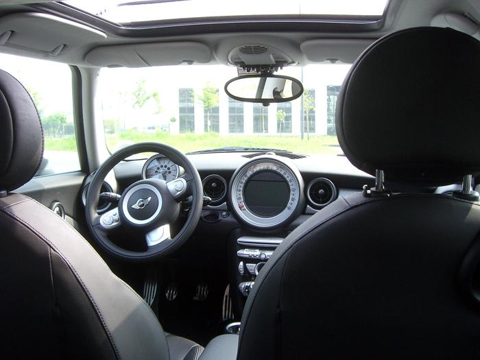 Mini Cooper S von Sixt