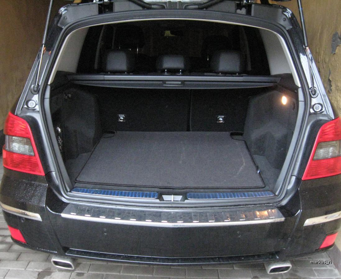 GLK Sixt LEJ - Kofferraum
