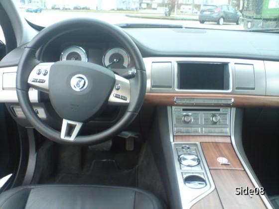 Jaguar XF 3.0D ( AVIS )