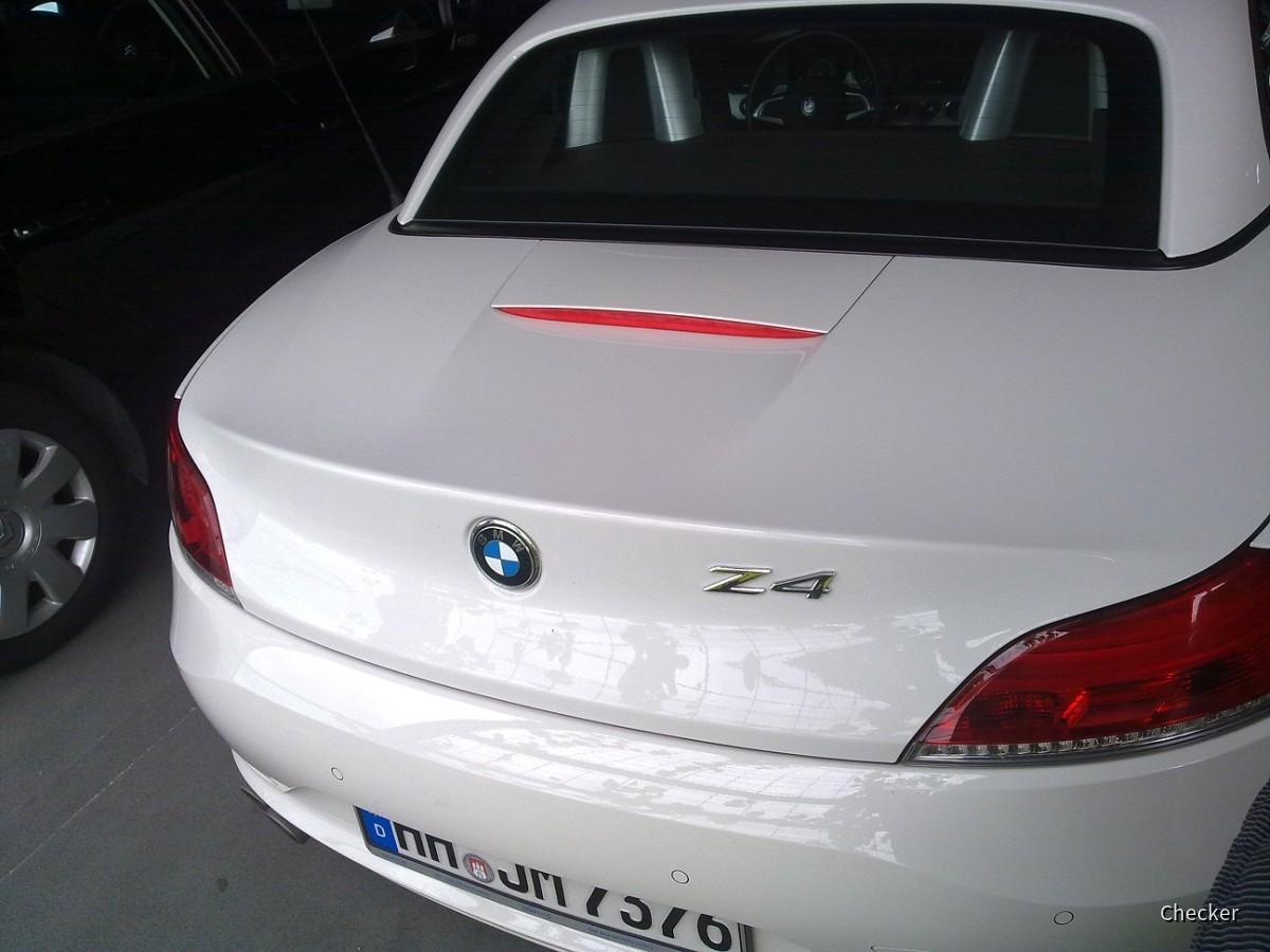 BMW Z4 sDrive 30i - EC