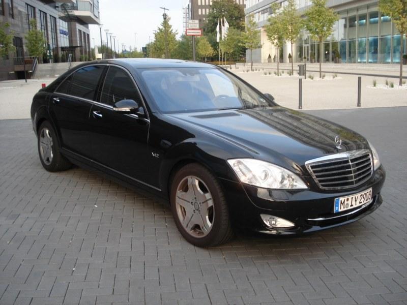 Mercedes S-Klasse 600L
