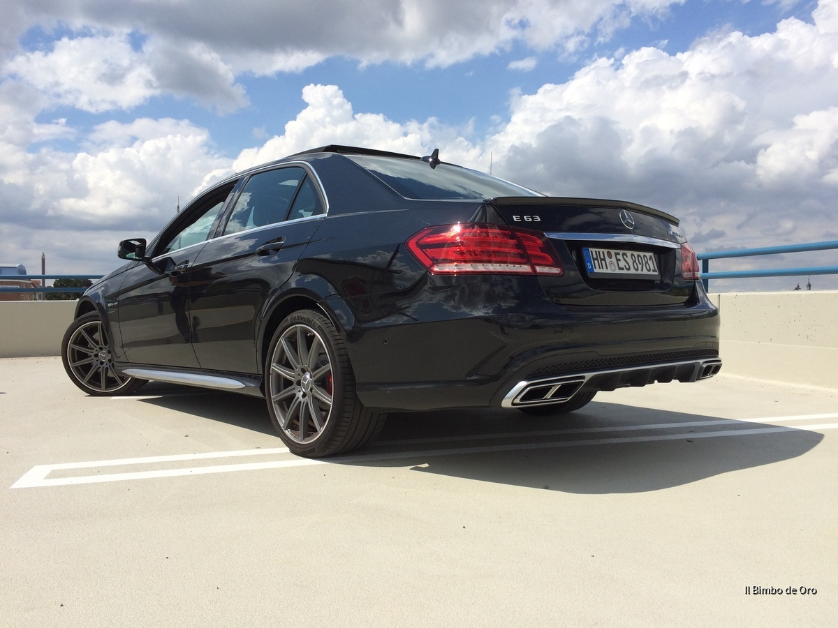 MB E63 AMG S