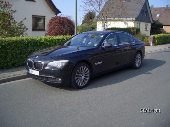 BMW 740i (Sixt)