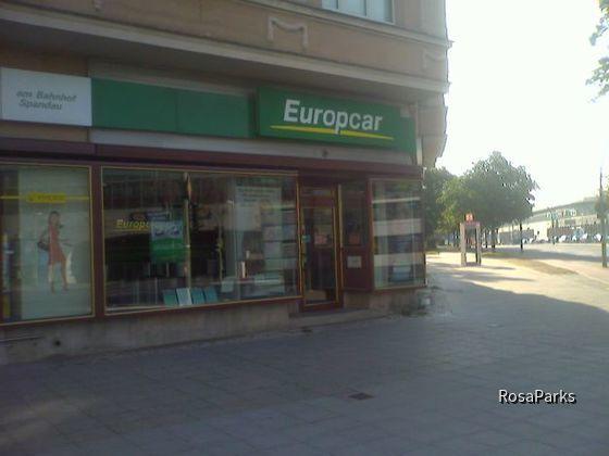 Europcar Berlin Spandau