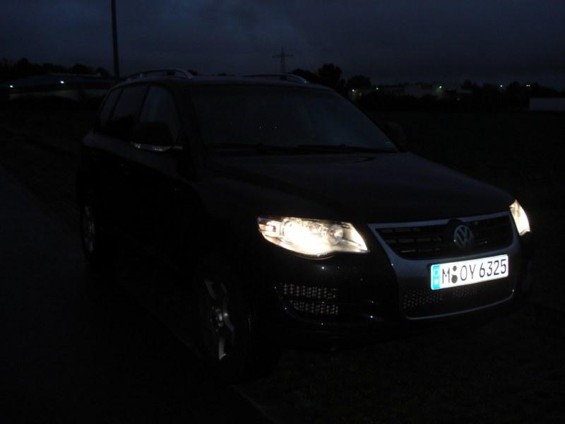 VW Touareg V6 3,0TDI