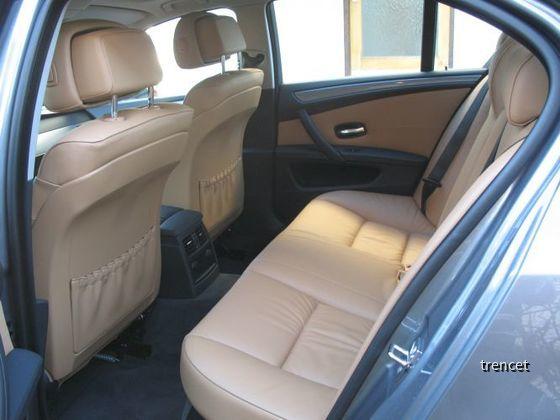 BMW 520dA (Sixt)
