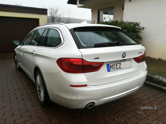 BMW 530xdT 2