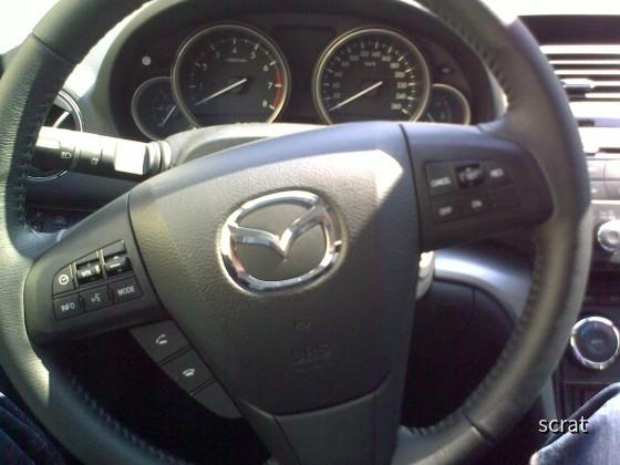 Mazda 6 2.0 Benziner Kombi