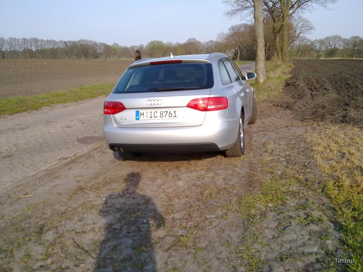 Audi A4 Avant 2.0 TDI Ambiente - Sixt Bremen