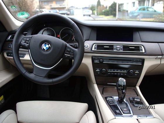 BMW 730d von Sixt