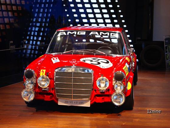 Mercedes Benz Gallery (1 von 6)