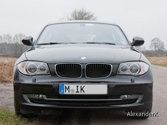 BMW 116i (SIXT)