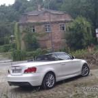 BMW 120d cabrio sixt Dresden