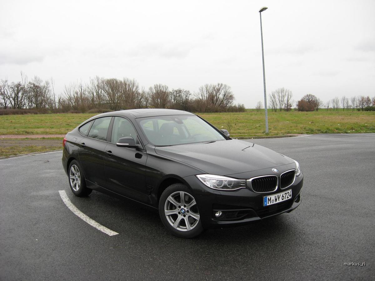 BMW 330d GT