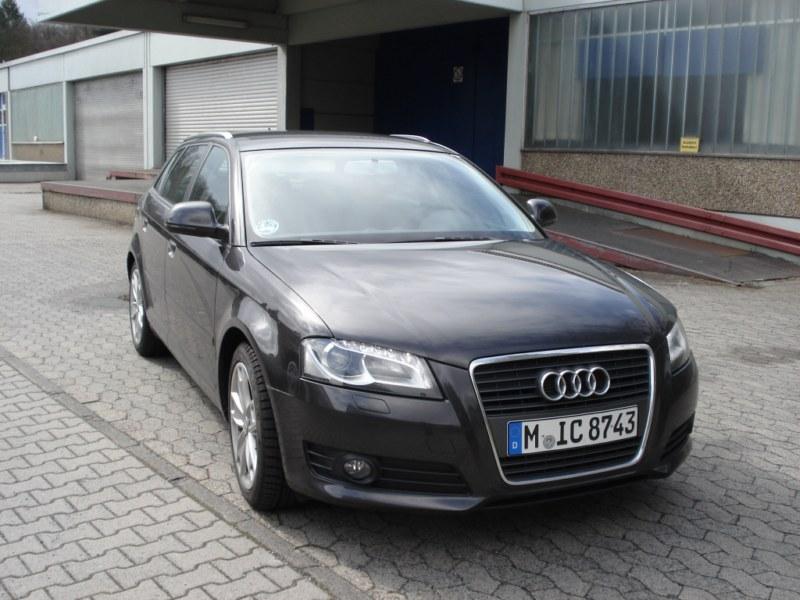 Audi A3 Sportback 2,0TDI