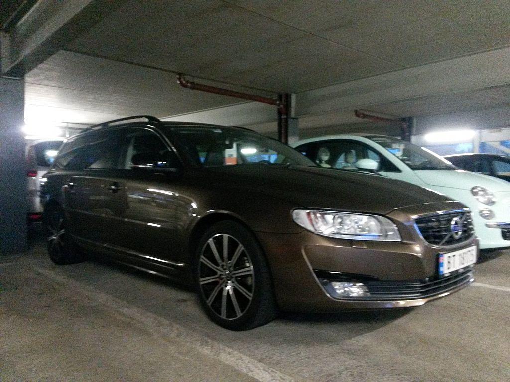 Volvo V70 D2 Hertz HAM | 24.06.2015
