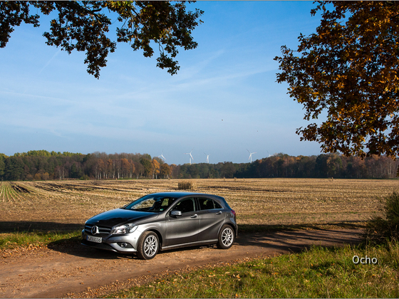 Mercedes Benz A180 BE MAN 122PS Herbst
